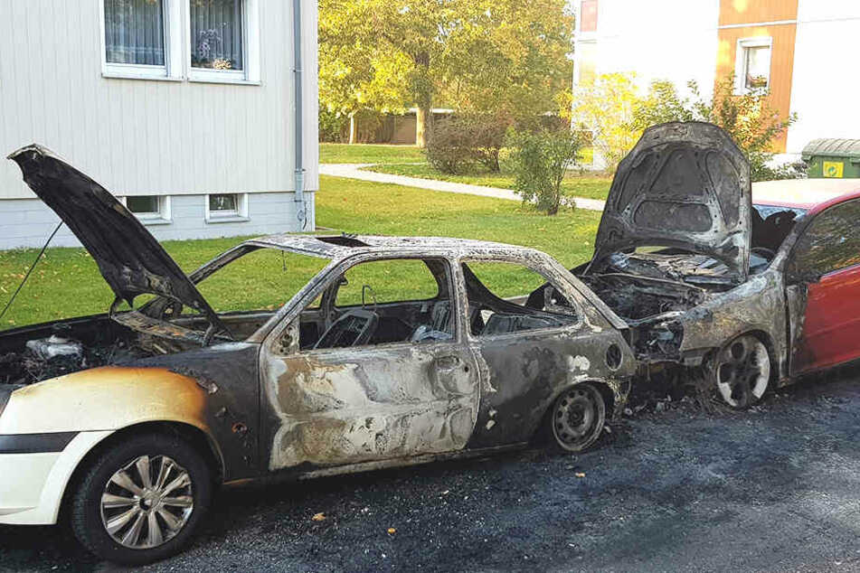 Immer wieder brannten Autos in dem Görlitzer Stadtteil ab, immer auf die gleiche Weise.