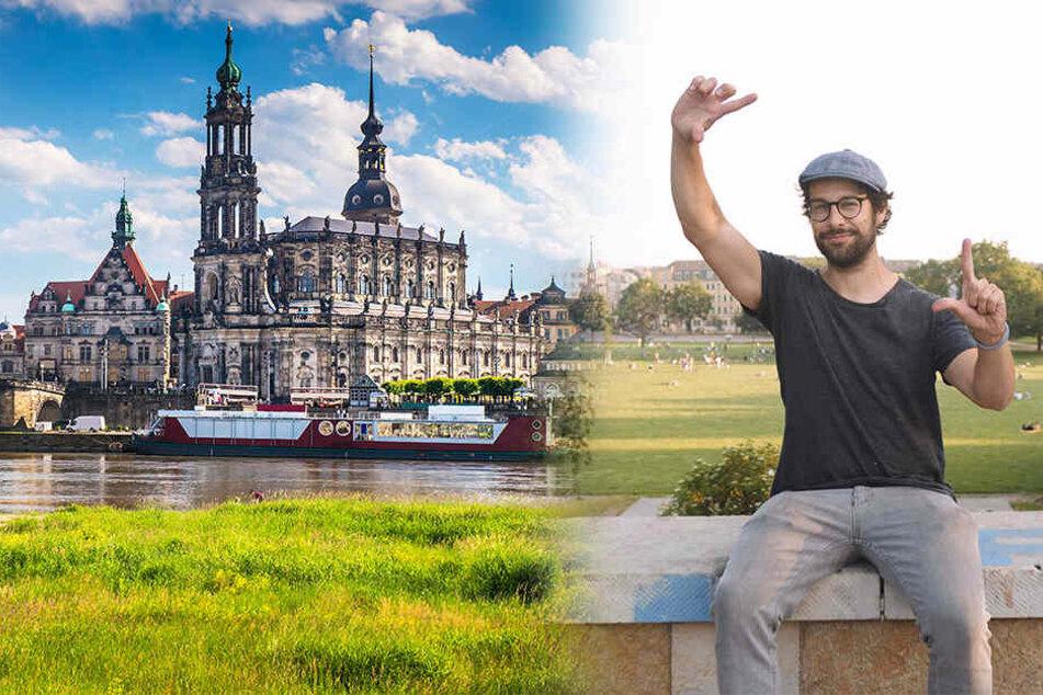 Ideen & Clips sind gefragt: Videokünstler bittet Dresdner um Hilfe