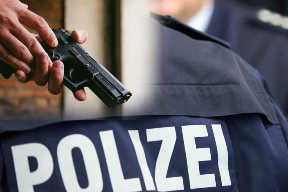 Die Polizei sucht Zeugen die Angaben zum Schützen machen können