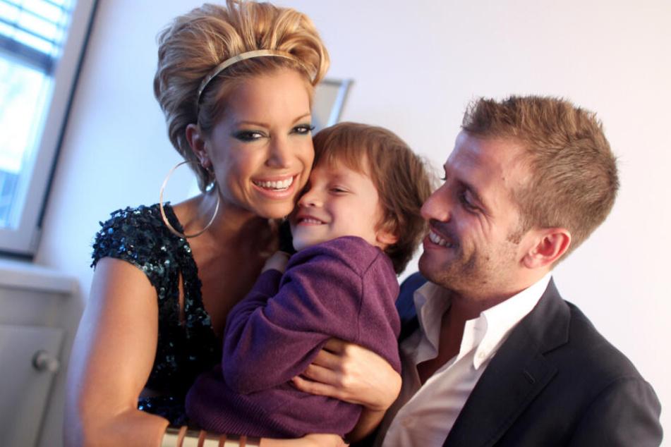Gemeinsam mit Rafael van der Vaart hat Sylvie Meis einen Sohn, Damian. (Archivbild)