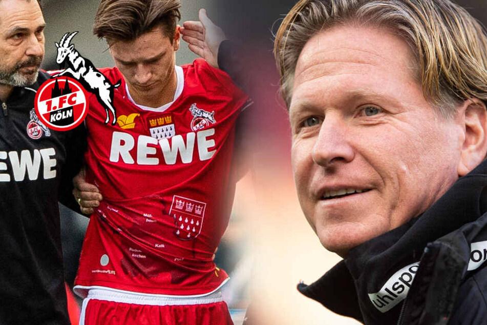 1. FC Köln mit Personal-Problemen gegen Hertha BSC