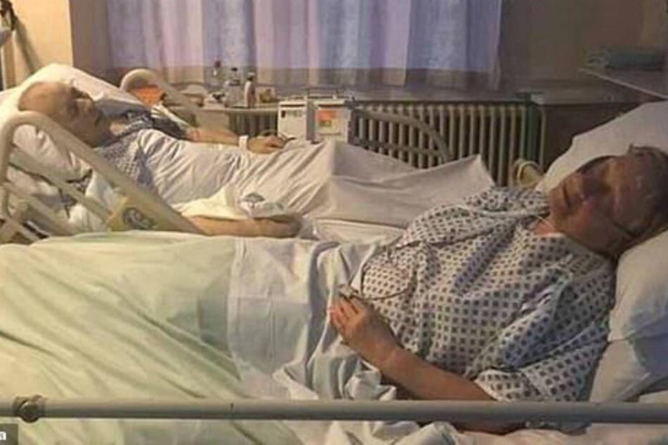 Ehepaar will gemeinsam sterben, doch nun muss die Frau vor Gericht
