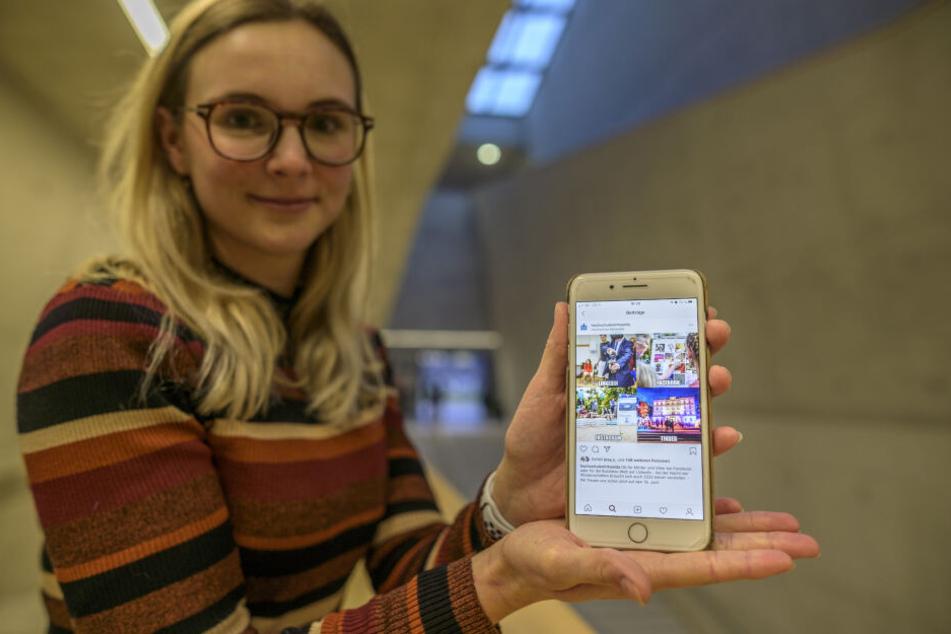 Chemnitz: Verliebt in Mittweida: Was macht eine Hochschule bei Tinder?