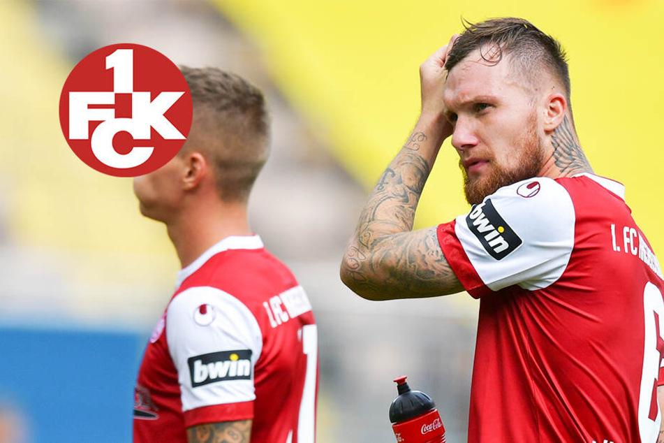 Bangen um die Drittliga-Lizenz: Überlebenskampf beim 1. FC Kaiserslautern!