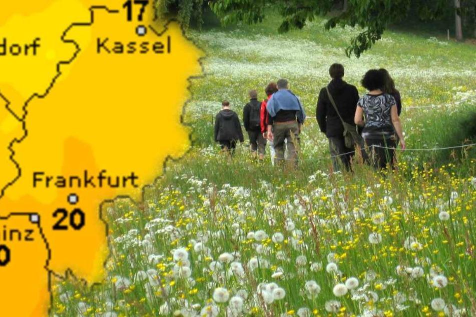 Das Wetter Hessen