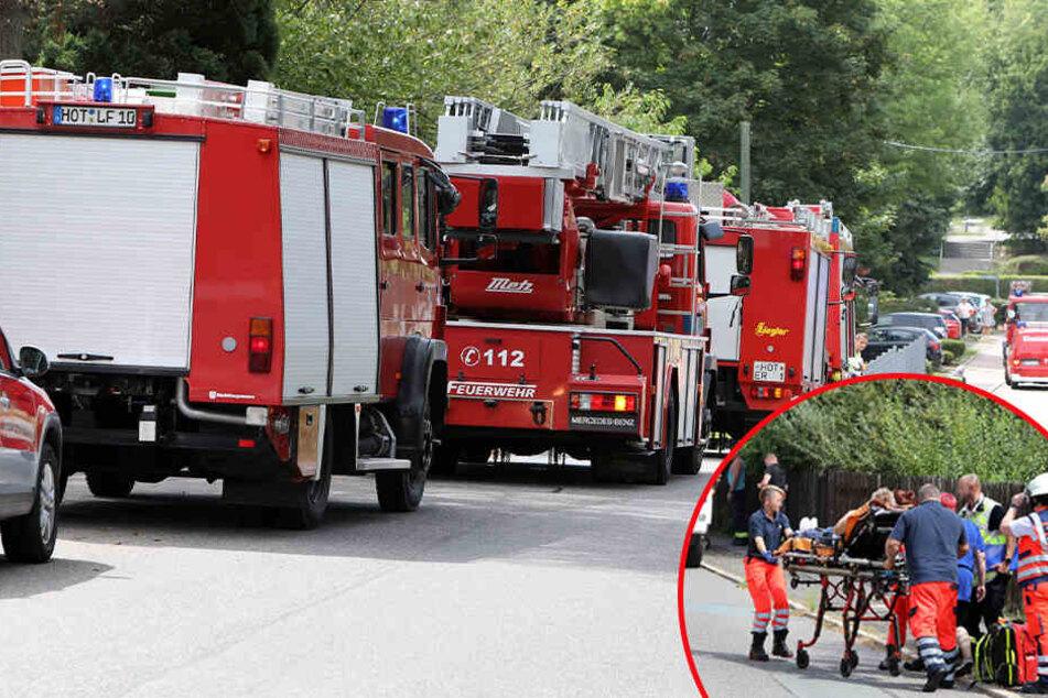 Feuerwehreinsatz: Heim wegen Gasgeruch evakuiert