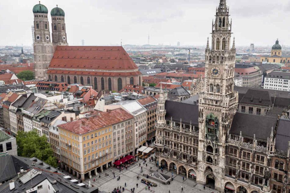 Das Wetter zeigt sich in Bayern aktuell nicht von seiner schönsten Seite.