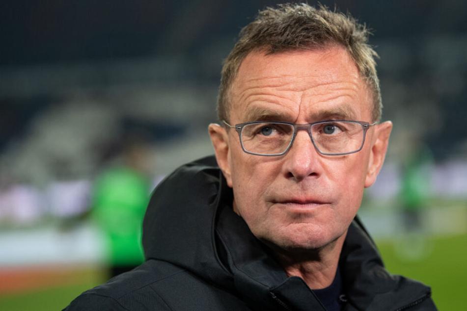 Mit dem VfL Wolfsburg wartet ein starkes Auswärtsteam auf die Mannschaft von Trainer Ralf Rangnick.