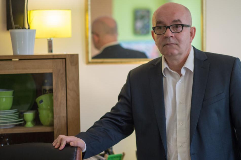 Detlev Zander (Foto) hatte die Missbrauchsvorwürfe vor vier Jahren öffentlich gemacht. (Archivbild)