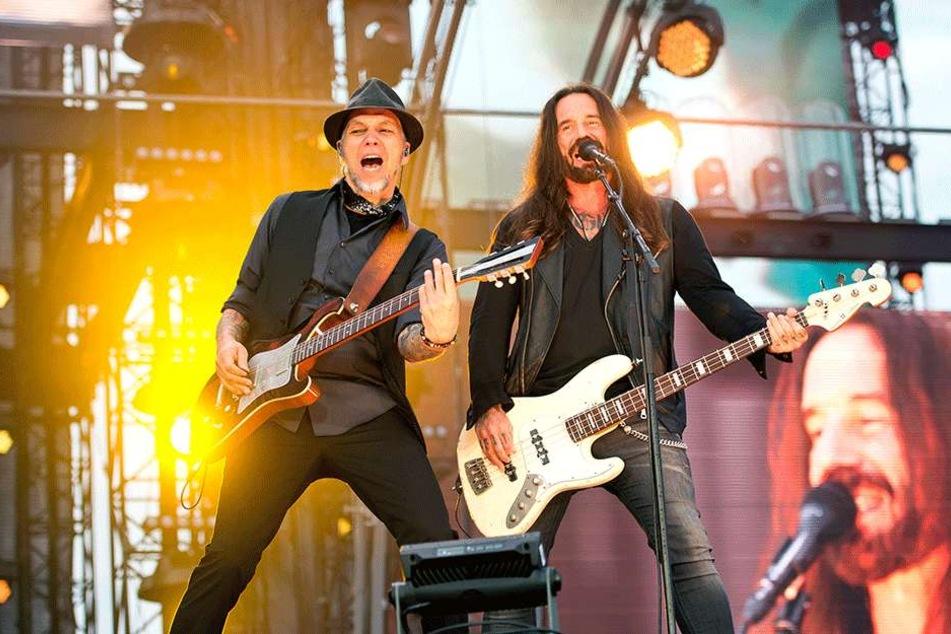 """Seit 35 Jahren steht die Rockband """"Böhse Onkelz"""" auf der Bühne. Ihre Musik gibt's jetzt auch ganz klassisch."""