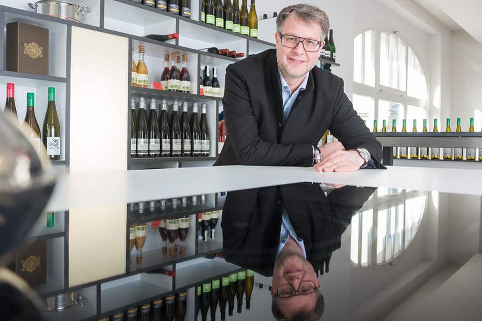 """2007 eröffnete Stefan Hermann das """"bean & beluga"""" und kassierte gleich im ersten Jahr einen Michelin-Stern."""