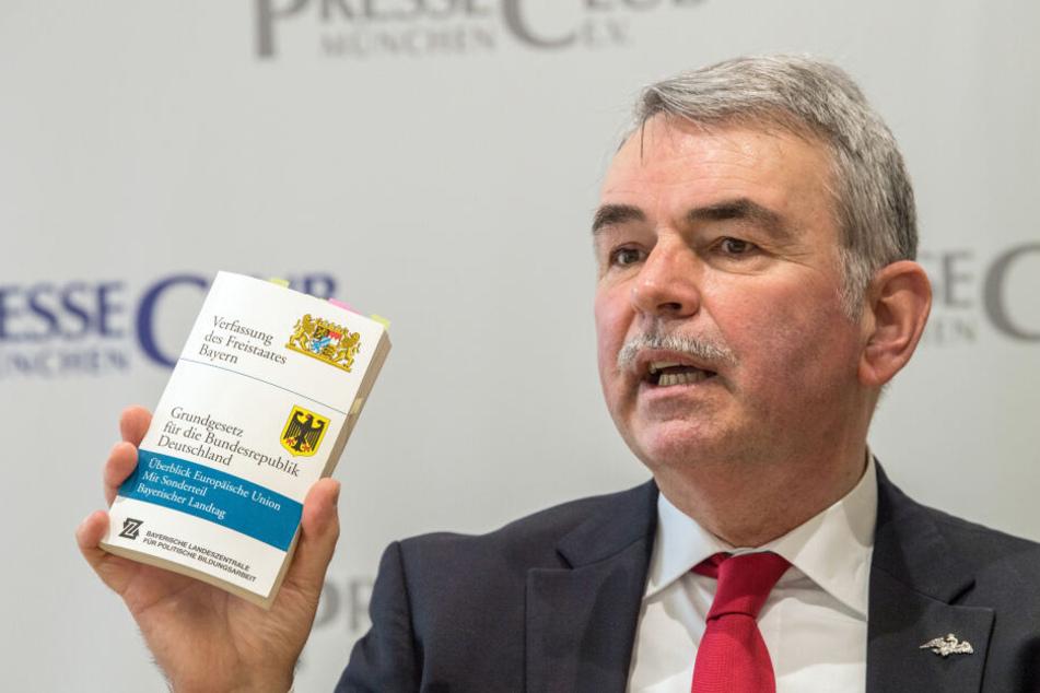 Justizopfer Mollath verklagt Bayern auf 1,8 Millionen Euro
