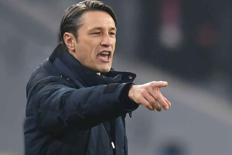 Coach Kovac hofft auf den Befreiungsschlag.