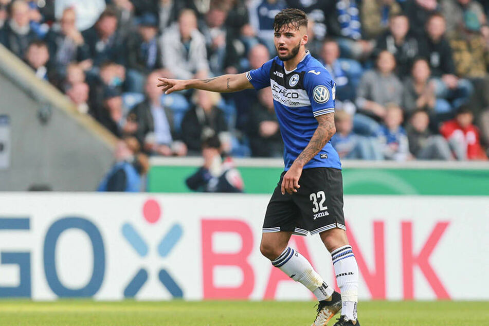 Einziger Torschütze für die Bielefelder war Keanu Staude.