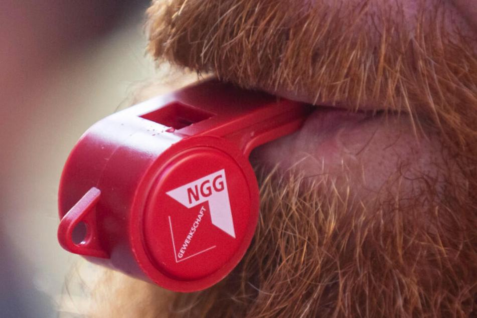 Die geplanten NGG-Demos sind damit abgesagt. (Archivbild)