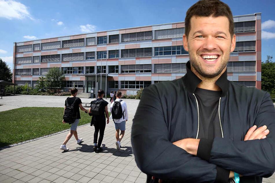 Schon Michael Ballack büffelte hier: Chemnitz hat die beste Sportschule