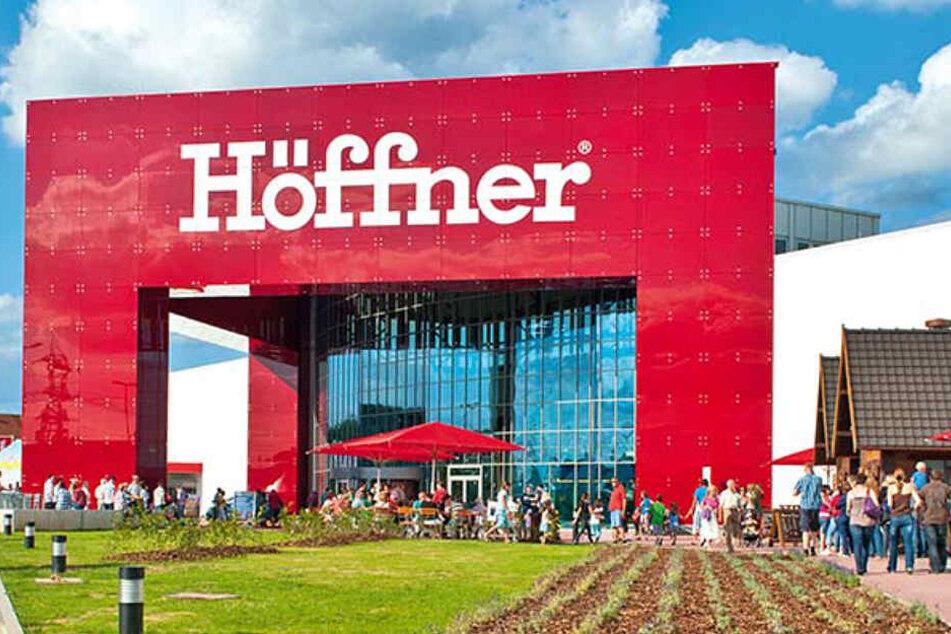 Wer jetzt bei Höffner eine Küche kauft, kann bis zu 33 Prozent ...