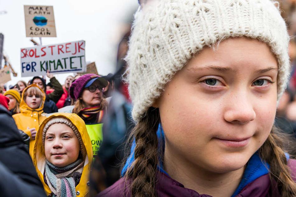 Greta Thunberg: Jetzt kriegt sie auch noch den Alternativen Nobelpreis!