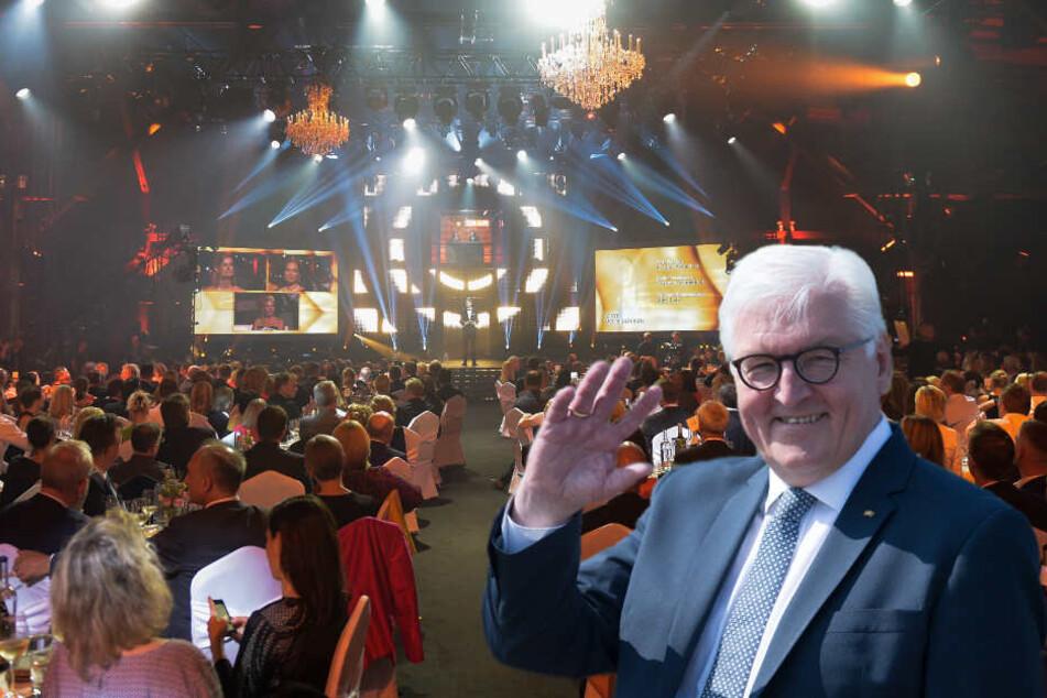 Überraschender Ehrengast bei Radiopreis-Gala in Hamburg