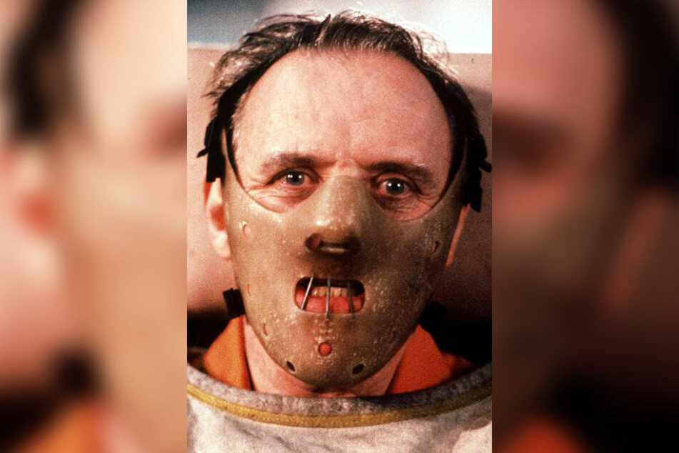 Anthony Hopkins mimte 1992 den Serienkiller Hannibal Lecter.