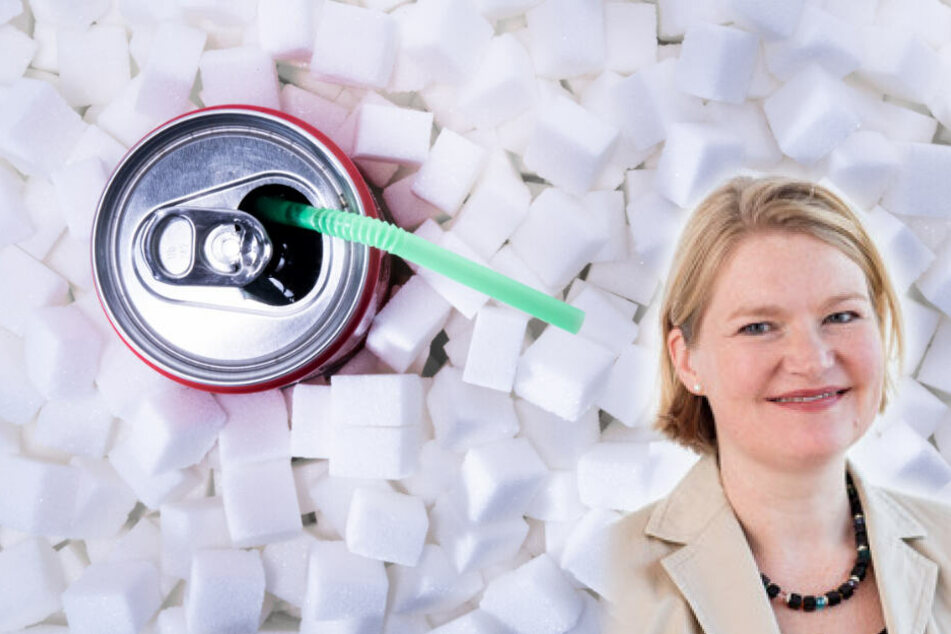 Silke Restemeyer von der Deutsche Gesellschaft für Ernährung e. V., weiß, dass wir zu viel Zucker zu uns nehmen.