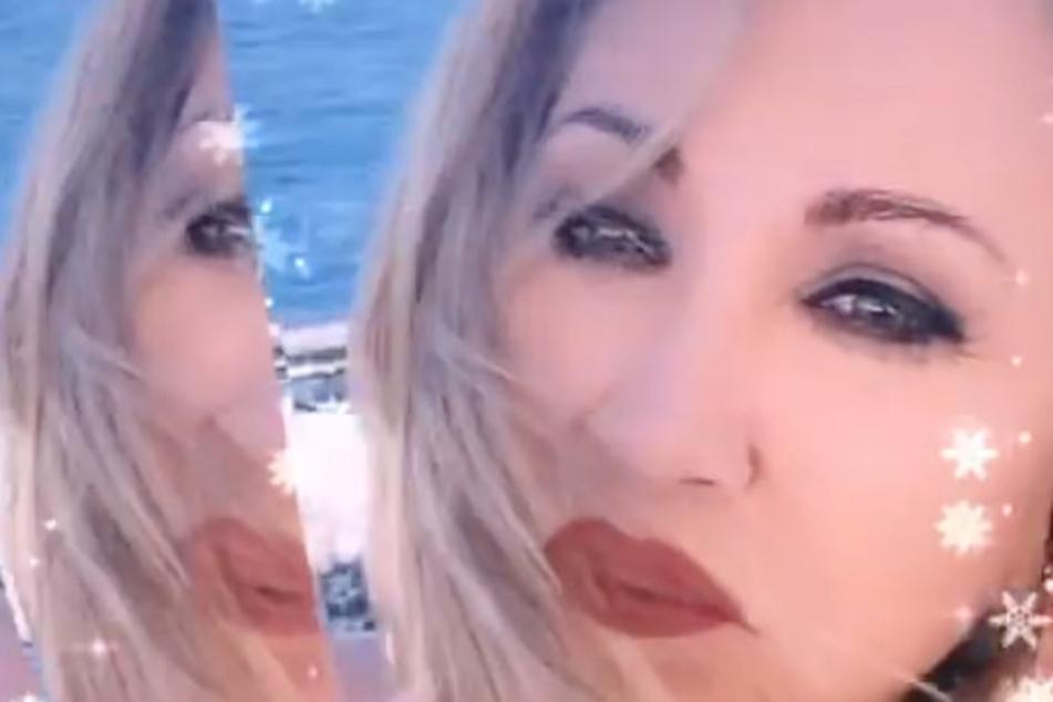 Carmen Geiss (56) hat einen neuen Filter für sich entdeckt.