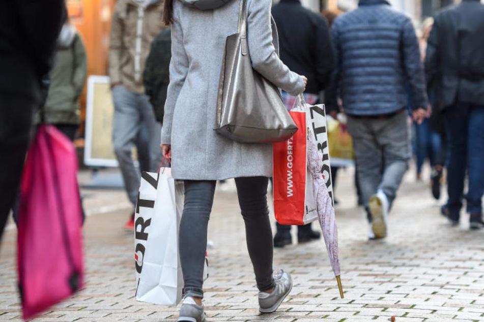 Wappnet Euch für einen Shopping-Trip nach Bielefeld!