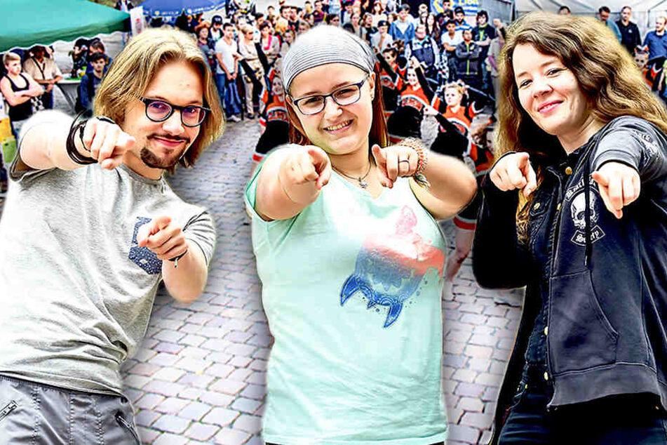 Hier veranstaltet die Chemnitzer Jugend ihr eigenes Festival!