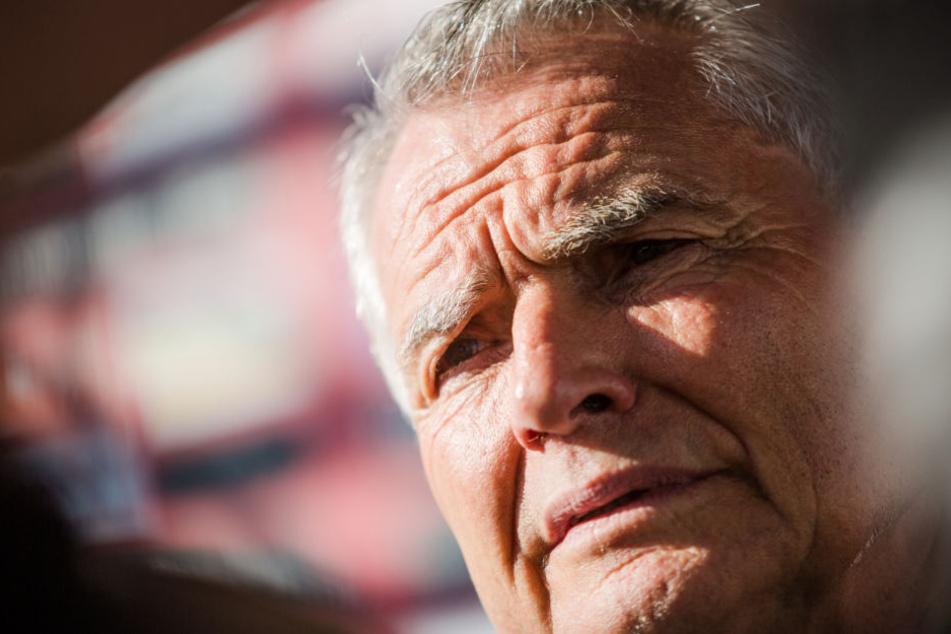 """VfB-Präsident Wolfgang Dietrich: Alle Gremien des VfB Stuttgart stehen für """"Glaubwürdigkeit"""" und """"Kontinuität""""."""