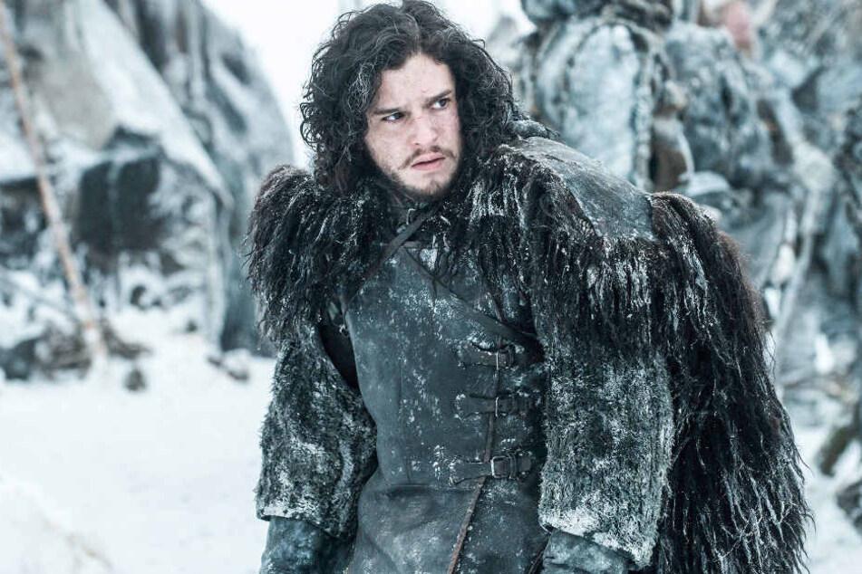 Jon Snow spielt bei Games of Thrones eine Schlüsselrolle.