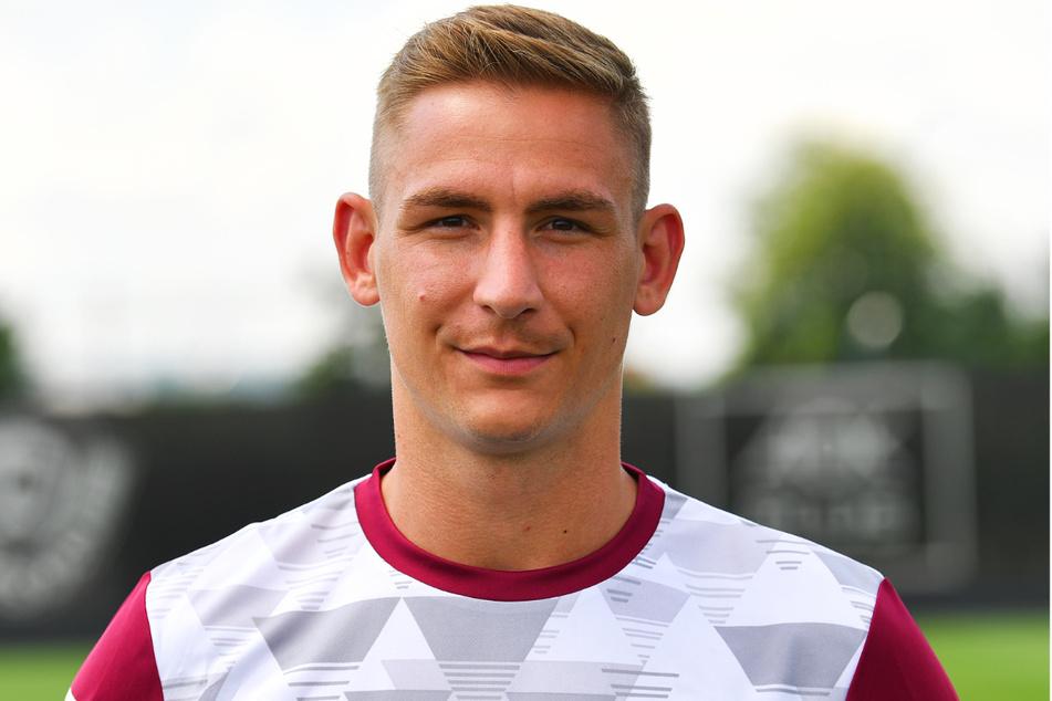 Dynamo-Keeper Kevin Broll (25) hielt den Zähler mit seinen Rettungsaktionen fest.