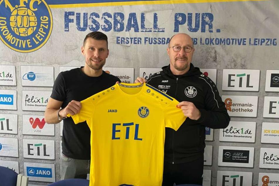 Lok Leipzig schnappt sich Mittelfeldspieler aus Berlin