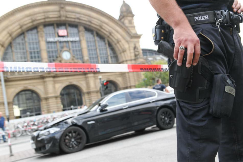 Bank-Einbruch am Hauptbahnhof Frankfurt: Das ist der Stand der Ermittlungen
