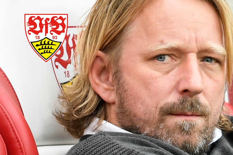 VfB-Sportdirektor Mislintat rechtfertigt radikalen Umbruch