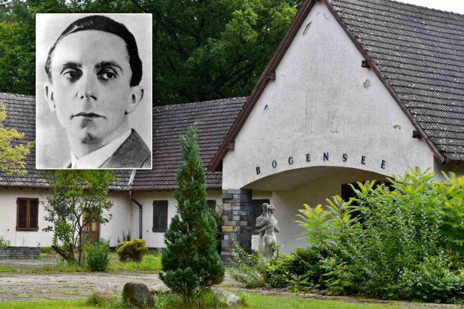 Seit 18 Jahren ungenutzt: Berlin entscheidet über Zukunft der Goebbels-Villa