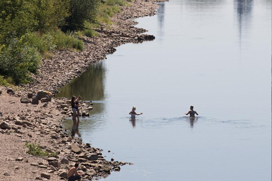 Der Schein eines ruhigen Flusses trügt.