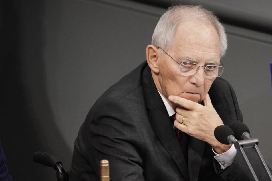Schäuble mahnt Parteien zu Gelassenheit: Nicht von der AfD provozieren lassen