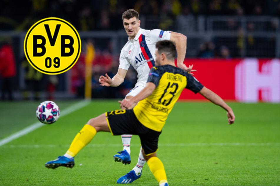 Neuzugang für den BVB! Thomas Meunier von PSG heuert in Dortmund an