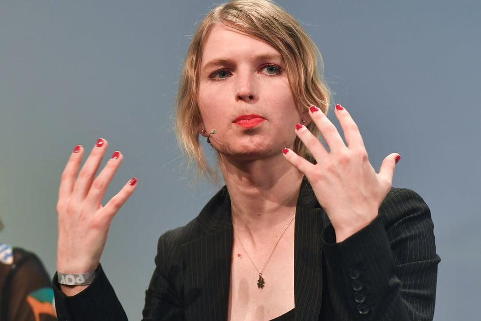 Die Whistleblowerin Chelsea Manning wurde 2017 vom damaligen US-Präsidenten Barack Obama begnadigt. (Archivbild)