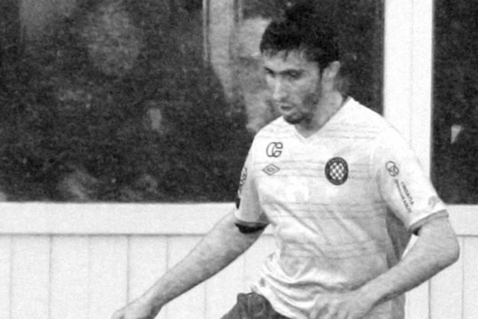 """Tod mit nur 26: Fußballprofi stirbt auf """"tragische Weise"""""""