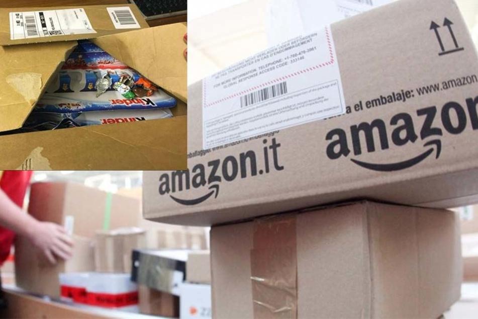Frau bestellt Paket bei Amazon und macht böse Entdeckung