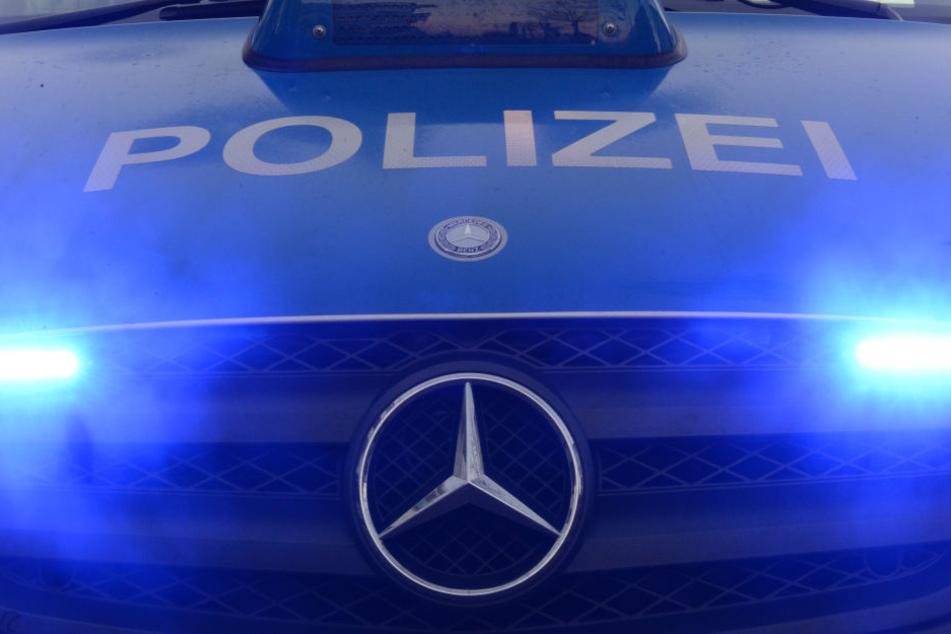Regungsloser Mann brüllt Naziparolen und randaliert im Polizeiauto