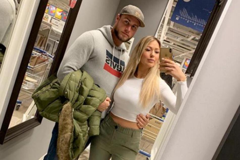 Chethrin Schulze (26) und ihr Marco schweben seit knapp sechs Monaten auf Wolke sieben.