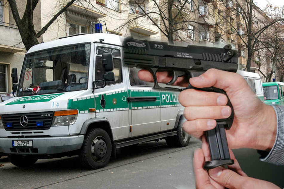Hintergründe unklar | Täter schießen aus fahrendem Auto auf Flüchtlingsunterkunft