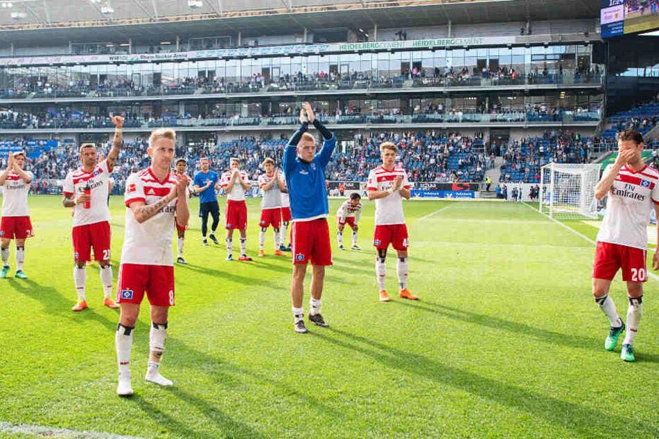 Bye bye, HSV? Oder können diese Spieler das Wunder von der Elbe noch schaffen?