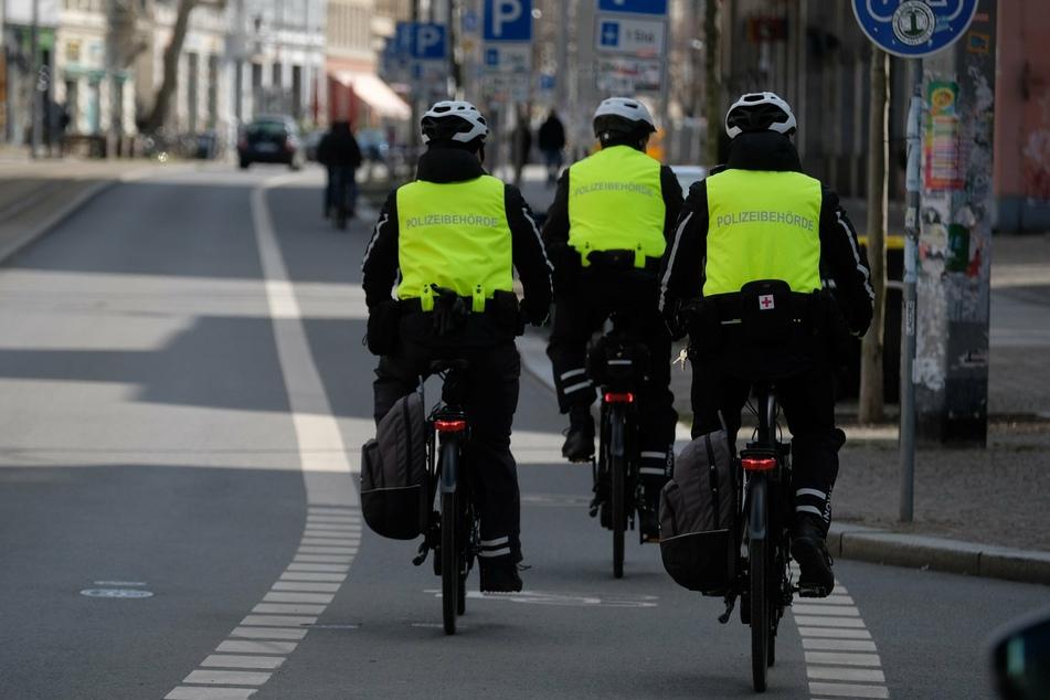 Die Polizei stellte fest, dass die Straftaten in und um Leipzig zurückgegangen sind.