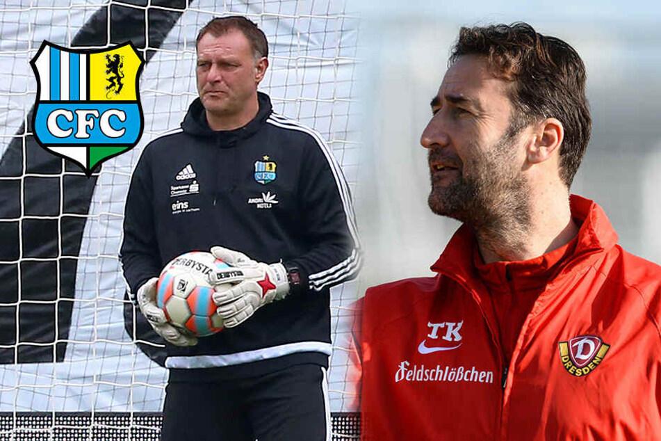 Hiemann-Aus beim CFC! Ex-Dynamo Köhler wird neuer Torwarttrainer