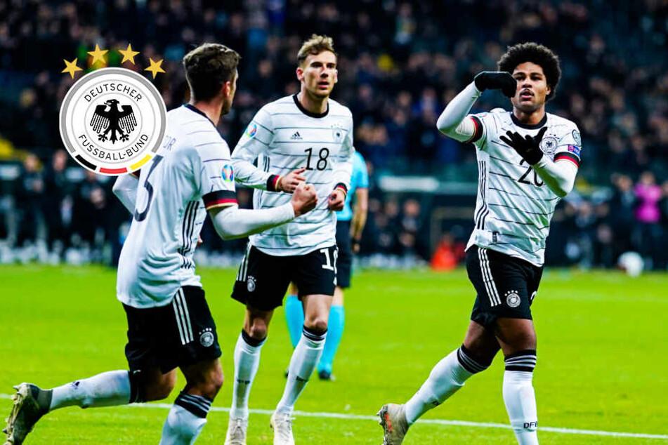 Gnabry ballert DFB-Team gegen Nordirland mit Dreierpack zum Kantersieg!