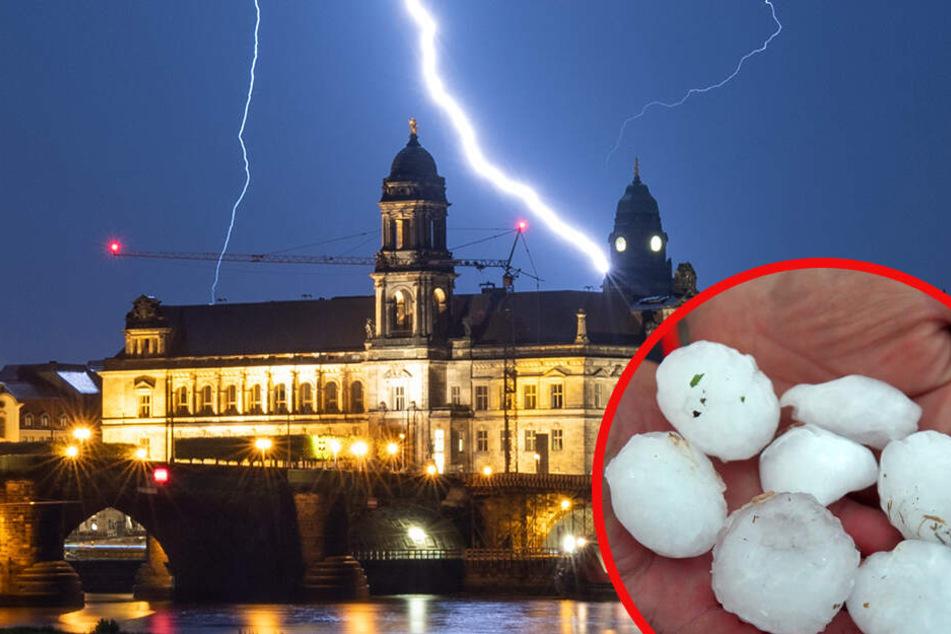 Orkan und große Hagelkörner: Die nächsten Unwetter rollen auf Deutschland zu
