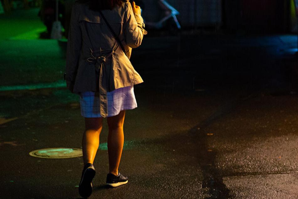 Das Mädchen war am Montagabend in Dresden-Dölzschen spazieren gewesen. (Symbolbild)